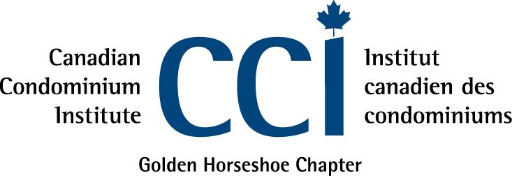 Canadian Condominium Institute Golden Horseshoe