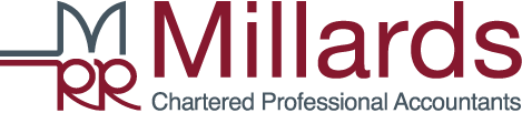 Millards Chartered Professional Accountants Retina Logo
