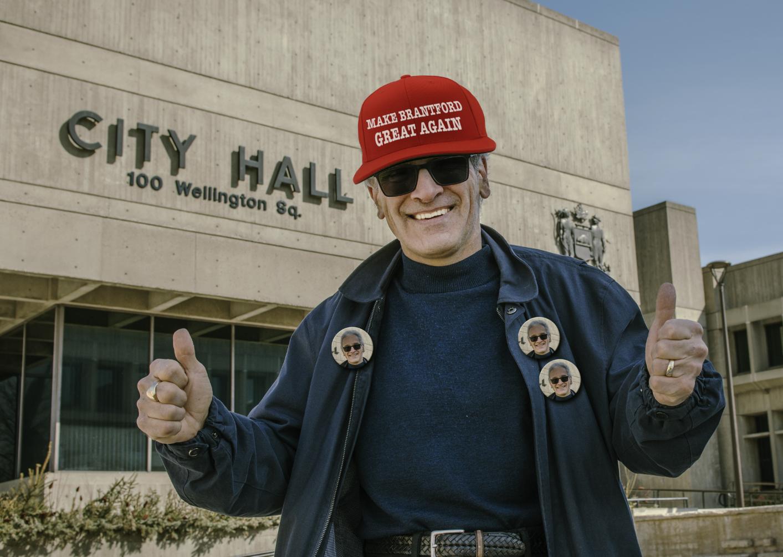 Martin Dixon Runs For Mayor