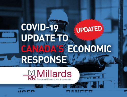 Update to Canada's Economic Response to COVID-19