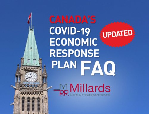 Canada's COVID-19 Economic Response Plan FAQ