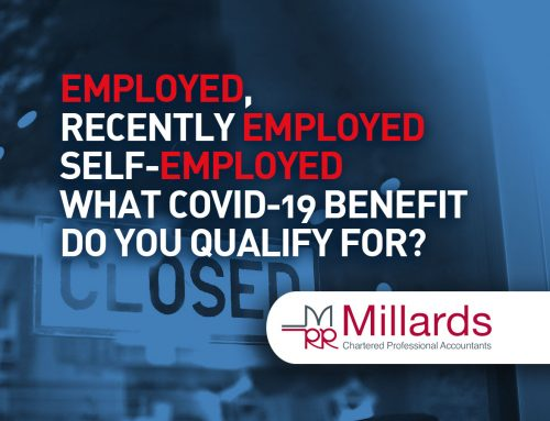 Employed, Recently Employed, Self Employed – What COVID-19 Benefit Do You Qualify For?