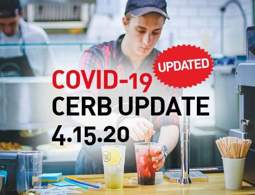 CERB Update 4.15.20