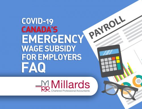 COVID-19 – Canada's Emergency Wage Subsidy – FAQ