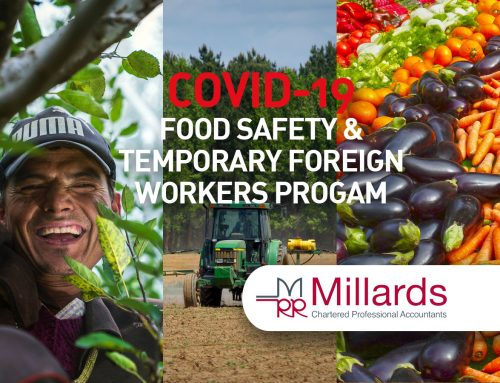 COVID-19 Food Safety & Temporary Foreign Workers