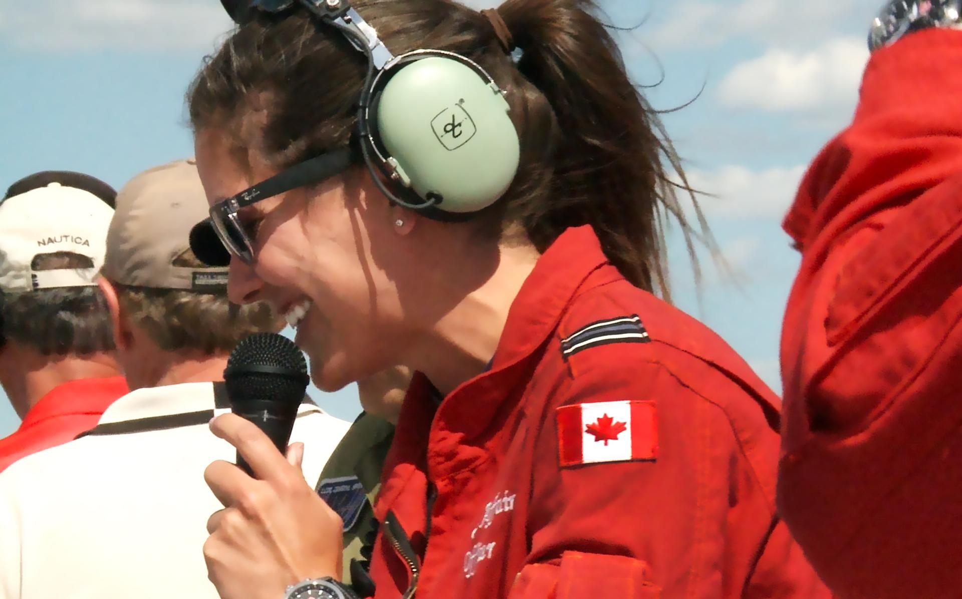 Captain Jenn Casey